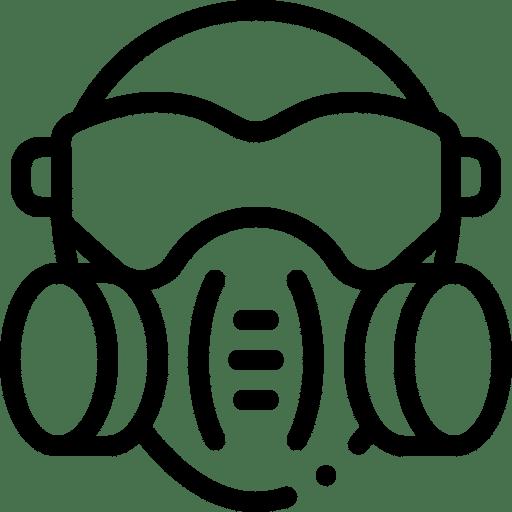 Vollmasken