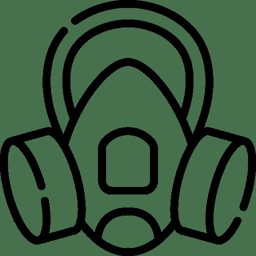 Halbmasken